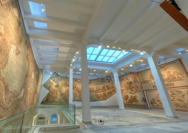 Muzeum Bardo w Tunisie (Tunezja)