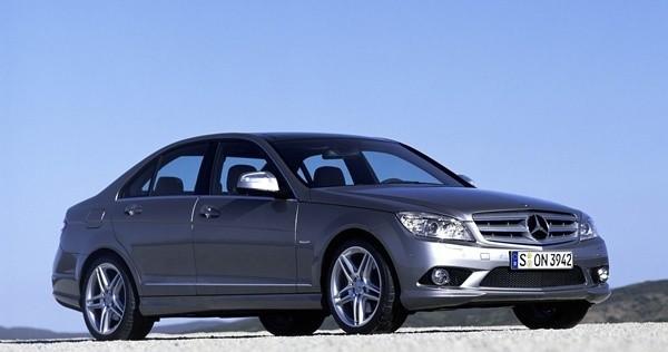 Klasa C, lider sprzedaży wśród Mercedesów w 2008 r.
