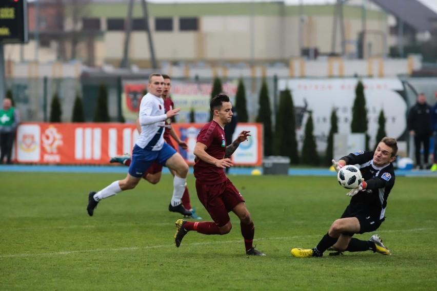 Z trzecioligowych drużyn do 1/8 finału Regionalnego Pucharu Polski awansowały zespoły: MKS Ruch Wysokie Mazowieckie i Olimpia Zambrów