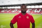 Nowy piłkarz Widzew Abdul Aziz Tetteh: Wiem, czego ode mnie oczekują kibice