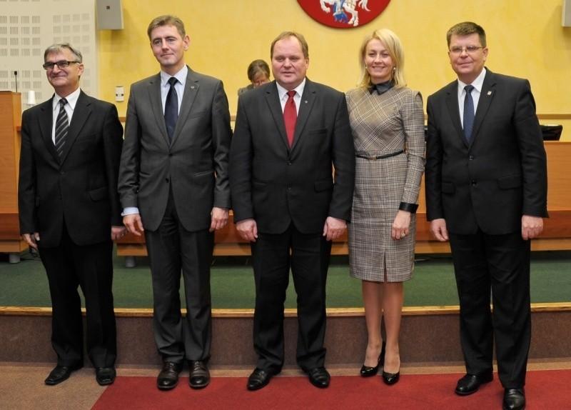 Anna Naszkiewicz w zarządzie chciałaby się zajmować funduszami europejskimi. Ma doświadczenie w tej kwestii.