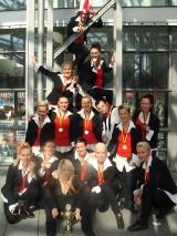 Tancerze z Białegostoku z medalami na Mistrzostwach Świata w Niemczech