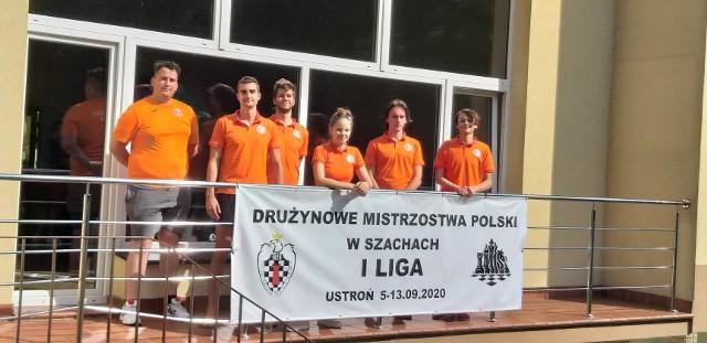 Szachiści Rodła Opole to bardzo młoda ekipa.
