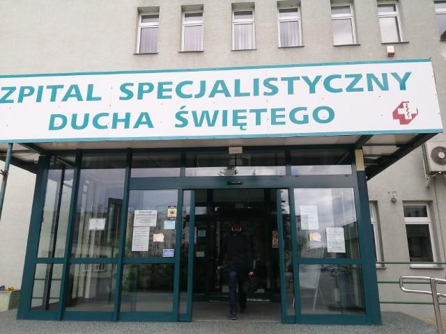W Sandomierzu rozpoczyna pracę Poradnia Onkologiczna. Poradnia działa przy Specjalistycznym Szpitalu Ducha Świętego.