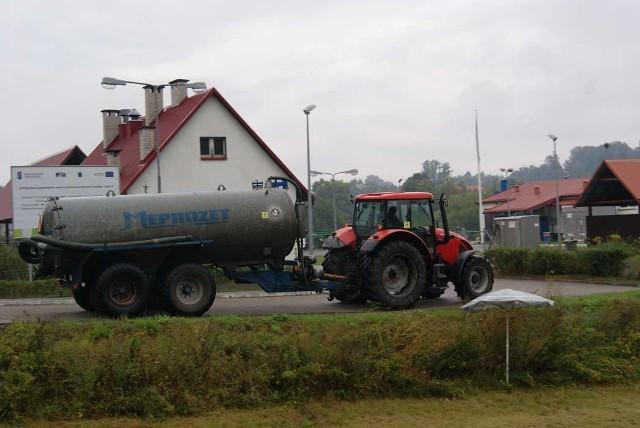 Oczyszczalnia ścieków w Białym Borze także została zmodernizowana w ramach projekty Związku Miast i Gmin Dorzecza Parsęty