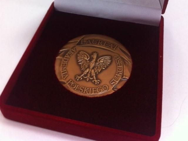 Taki Medal Akademii Polskiego Sukcesu otrzymała firma z Przemyśla.