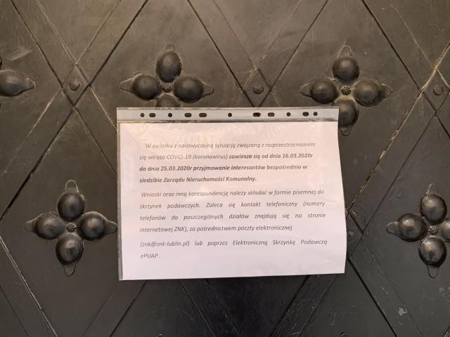 Wprowadzają zakaz bezpośredniego kontaktu z naszymi pracownikami