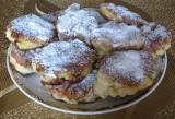 Tradycyjne racuchy z jabłkami od Koła Gospodyń Wiejskich [PRZEPIS]
