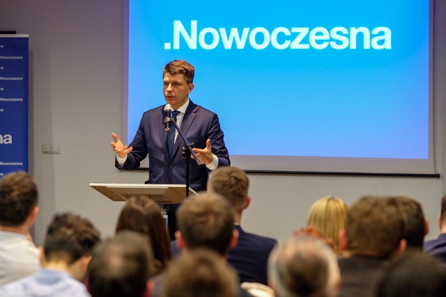 Petru w Poznaniu: Chcemy odwołać ministra Błaszczaka