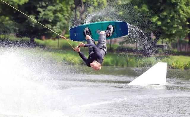Weekend 1-2 czerwca w Łodzi - rekreacja i wypoczynek nad wodą i w parkach