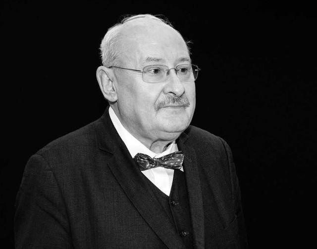 Profesor Maciej Jerzy Serwański zmarł w wieku 72 lat