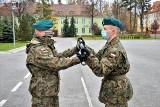 Młode wojsko z Opola dostało broń. Teraz rekruci będą uczyli się jej budowy, a po egzaminie rozpoczną strzelanie