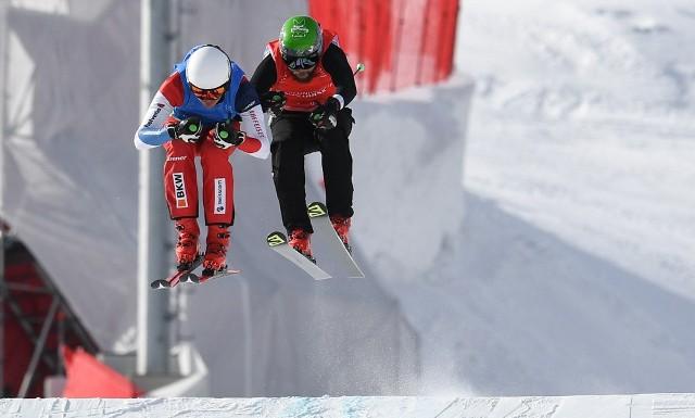 Paweł Babicki zajął trzynaste miejsce w ski crossie