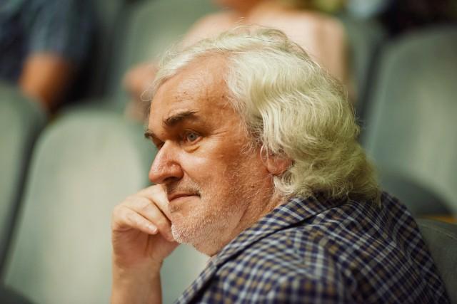 Dyrektor artystyczny festiwalu - Andrzej Buck