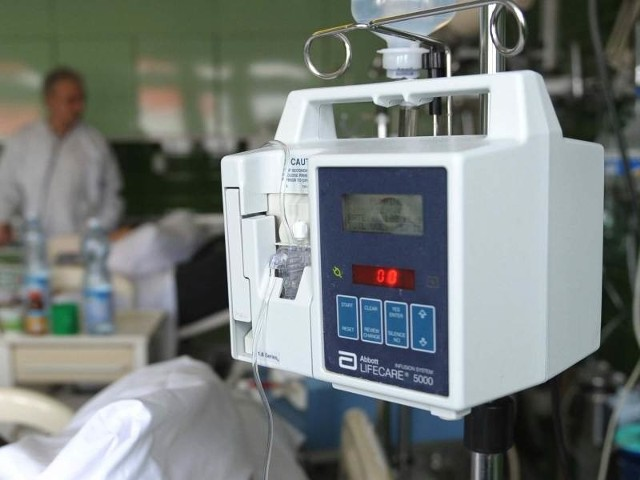 Porażony prądem chłopak przebywa na oddziale intensywnej opieki medycznej.