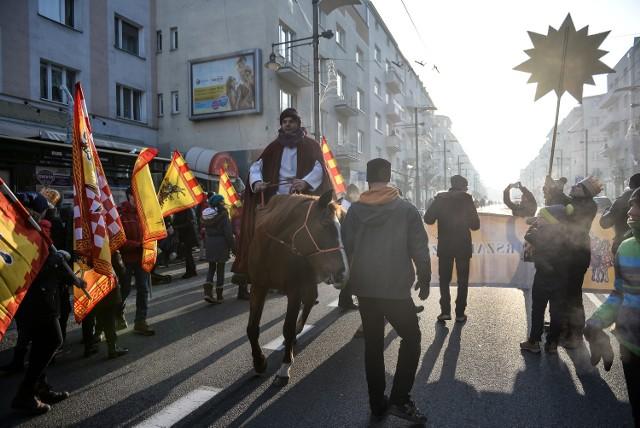 Orszak Trzech Króli w Gdyni