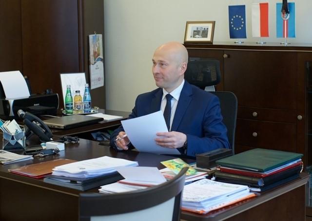 Rafał Zając objął stanowisko prezydenta Stargardu w kwietniu 2017 roku