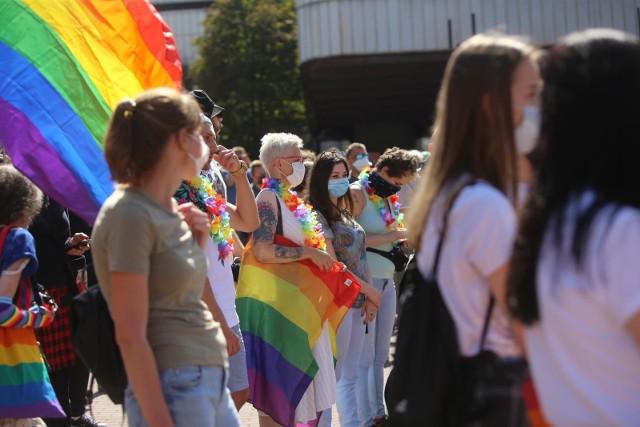 Katowicki Marsz Równości był zbyt liczny?