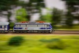 To było coś dla miłośników modelarstwa. Pokaz miniaturowej kolei w Kobylnicy