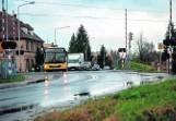 Niebezpieczny przejazd kolejowy na ul. Franciszańskiej w Koszalinie