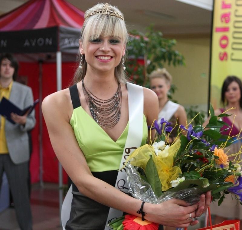 Zwyciężczyni konkursu Abigail Chyłek.
