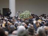 Włochy: Pogrzeb Umberto Eco w Mediolanie [ZDJĘCIA+VIDEO]