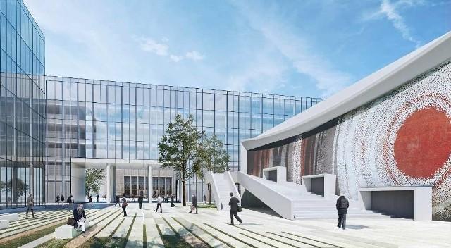 Nowy projekt DDJM mieszkańcy mogą zobaczyć w Małopolskim Ogrodzie Sztuki, ul. Rajska 12, we wtorek 31 marca o godz. 18.