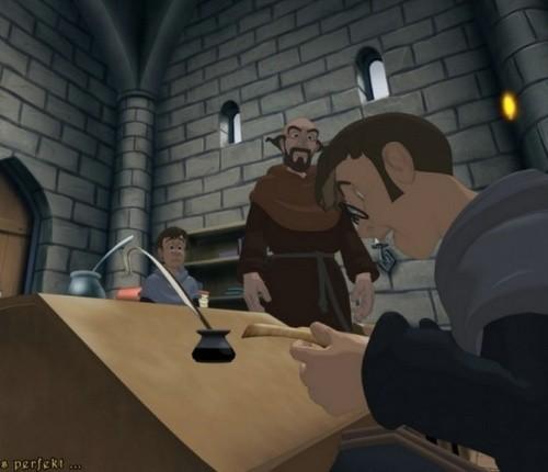 Screen z The Abbey