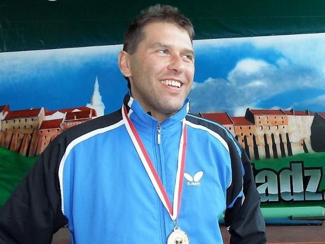 Z ekipą Olimpii/Unii zdobył złoto mistrzostw Polski. Czy Piotr Szafranek przywiezie też medal z mistrzostw Europy?