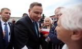 Proszowice. W czwartek przyjedzie prezydent Andrzej Duda