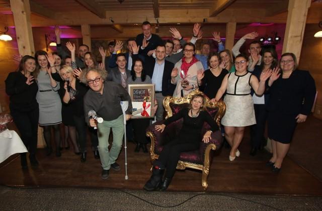 Pracownicy Roku 2015 w Targach Kielce  nagrodzeni