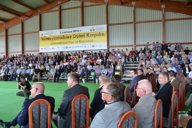 W konferencji wzięło udział ponad trzystu rolników