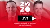 Komentarze na żywo po debatach w Końskich i Lesznie. Początek o 22.30