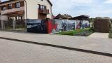 W 480-lecie nadania praw miejskich Grajewa powstał okazały mural w Parku Solidarności (zdjęcia)