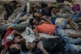 Egipt: Zatonęła łódź z 600. imigrantami. Nie żyją co najmniej 43 osoby [VIDEO+ZDJĘCIA]