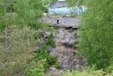 Wielka atrakcja w centrum Kielc, wodospad na Kadzielni nie działa w tym sezonie. Dlaczego? [ZDJĘCIA]