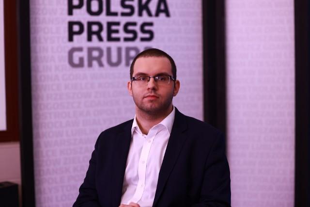 Piotr Mazurek, Sekretarz Stanu  w Kancelarii Prezesa Rady Ministrów, Pełnomocnik do spraw Młodzieży: Dla młodych Polaków ważne jest także to, że przestajemy być krajem taniej siły roboczej.
