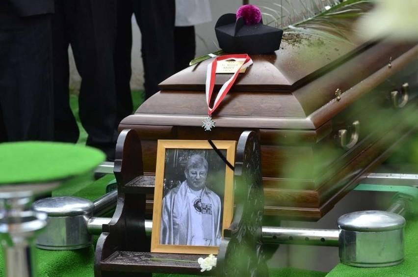Pogrzeb ks. Marka Kaisera. Został pochowany na wzgórzu Wojciecha