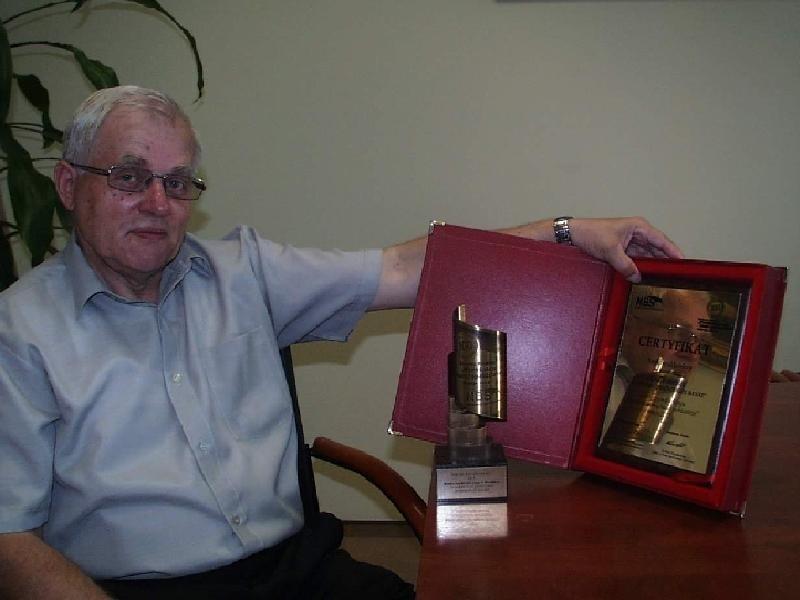 Józef Mitura, prezes BS w Brodnicy i kolejne trofea