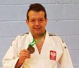 Judo. Sukces łodzianina. Tomasz Woźniak mistrzem Irlandii