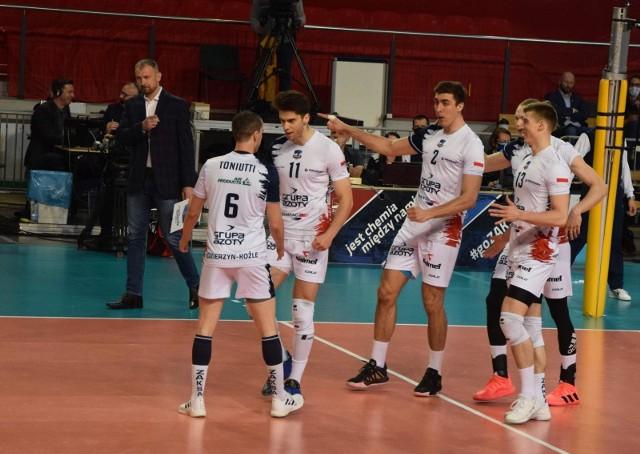 Siatkarze ZAKSY walczą o triumf w Pucharze Polski, Lidze Mistrzów oraz o tytuł mistrza Polski.