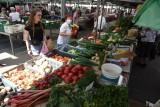 Ile za warzywa i owoce trzeba było zapłacić w piątek w Toruniu?
