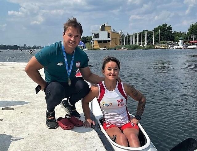 Kamila Kubas i Mateusz Surwiło wystartują na Igrzyskach Paraolimpijskich w Tokio.
