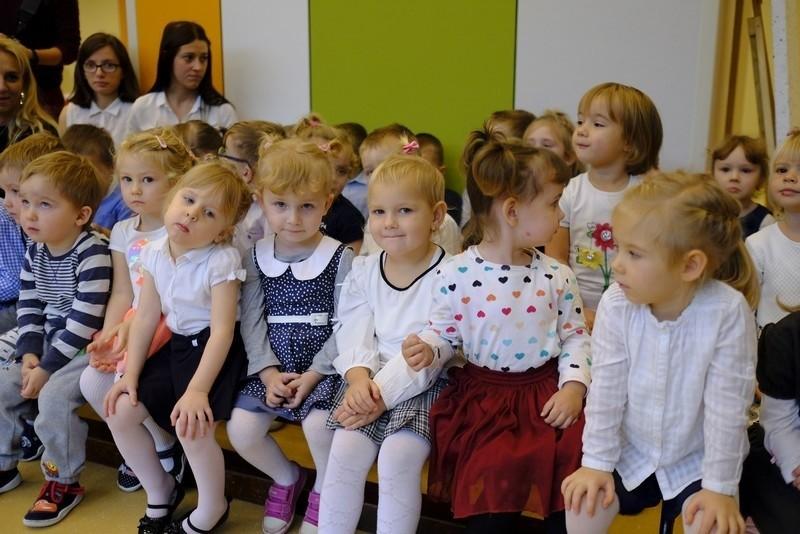 Zobaczcie fotorelacje z otwarcia przedszkola w Małej...