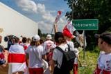 Przejście graniczne w Bobrownikach. Miasteczko namiotowe zostało rozebrane. Protestujący walczą o otwarcie granic Białorusi (zdjęcia)