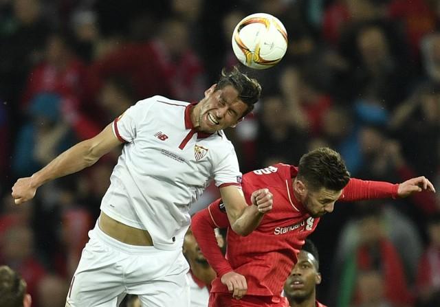 Grzegorz Krychowiak wygrał w ubiegłym tygodniu z Sevillą Ligę Europy.