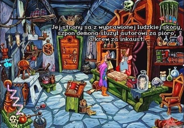 Książe i TchórzKsiążę i Tchórz to jedna z najpiękniejszych, zarówno pod względem wizualnym jak i fabularnym gier przygodowych, jakie pojawiły się w tym gatunku