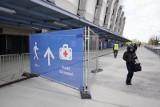 Odwołane terminy szczepień na Stadionie Miejskim. Ponad tysiąc osób Modernę przyjmie później