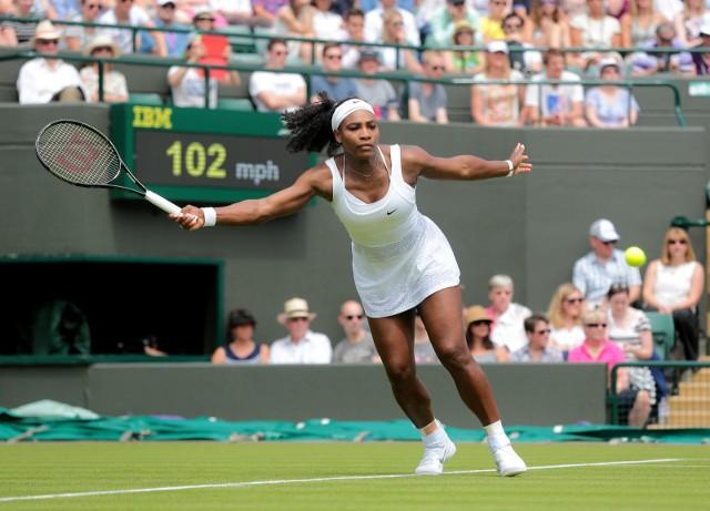 Serena Williams walczy o ósme zwycięstwo w Wimbledonie