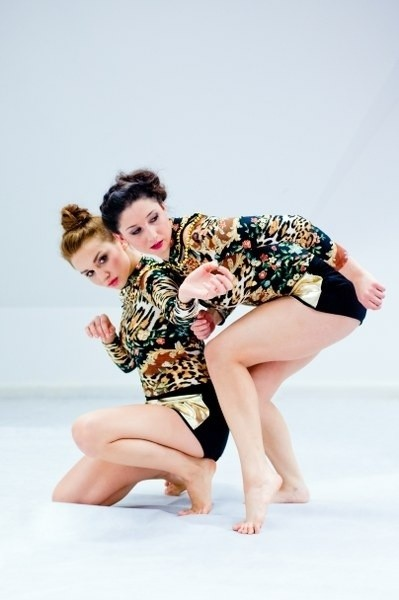 Małgorzata Mielech i Zofia Jakubiec tworzą zespół DanceLab